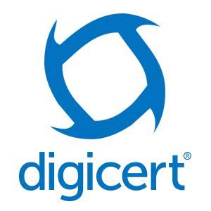 Digicert Logos.