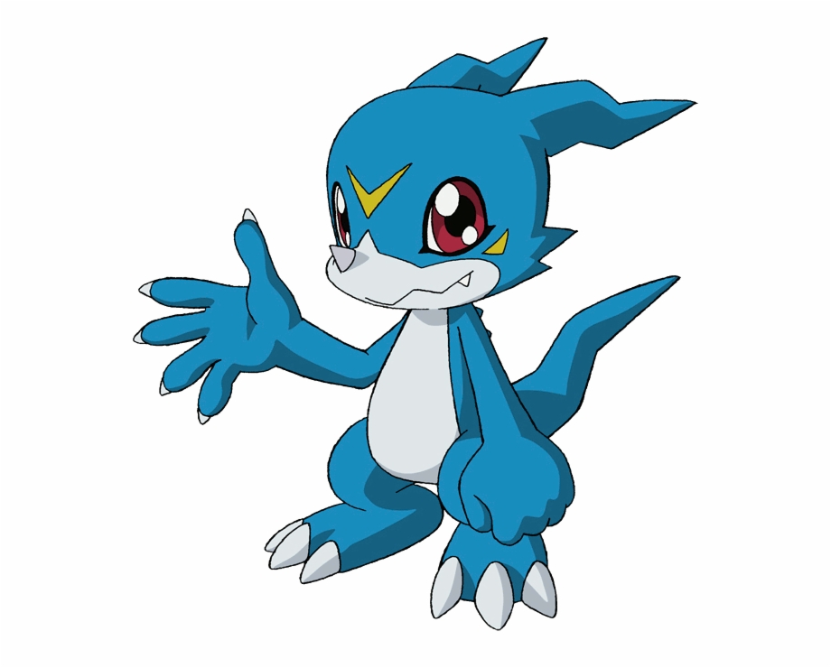 Digimon Clipart Aqua.