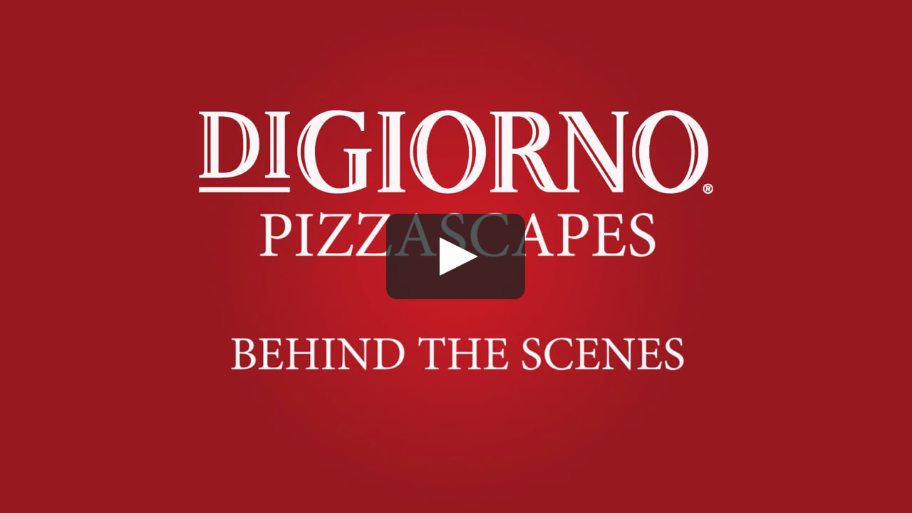 The Making of Digiorno Pizzascapes.