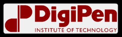 Logos for DigiPen (USA) Corp..