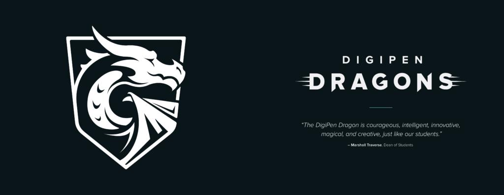DigiPen Dragons.