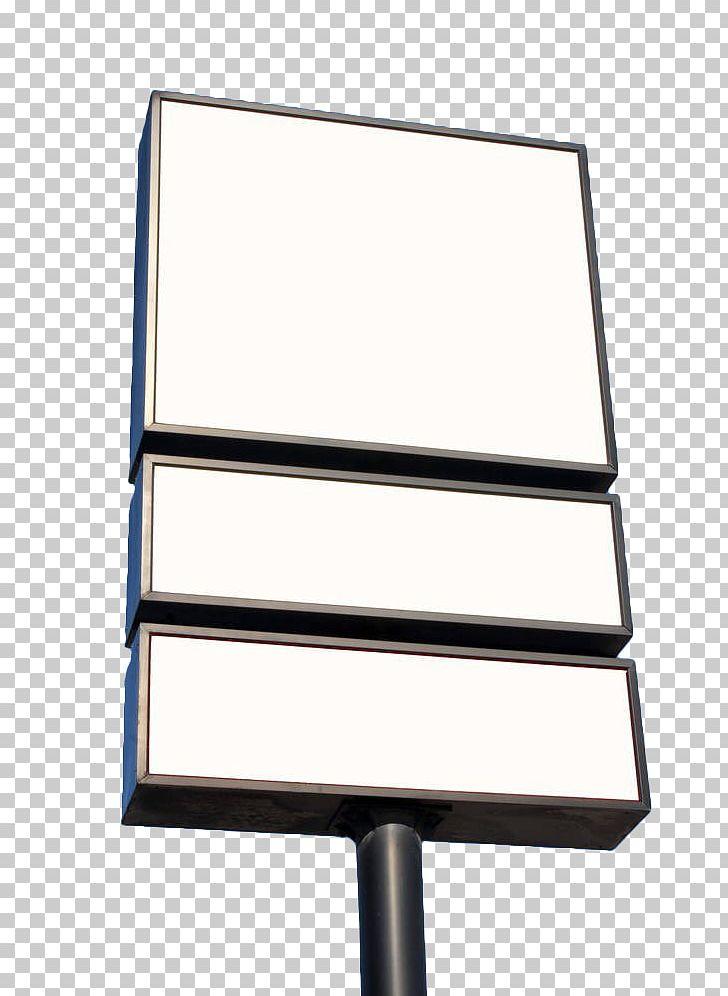 Digital Billboard Light.