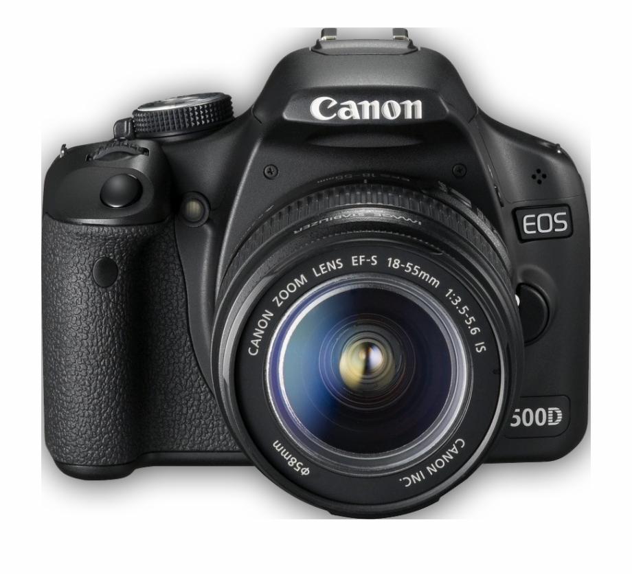 Canon Digital Camera Png Clipart.