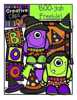 FREE Halloween BOO.
