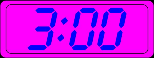 Digital Clock 4.