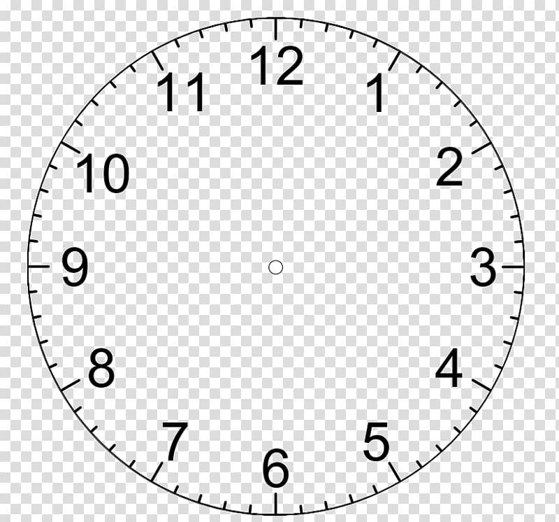 Clock face Time Digital clock , clock transparent background.