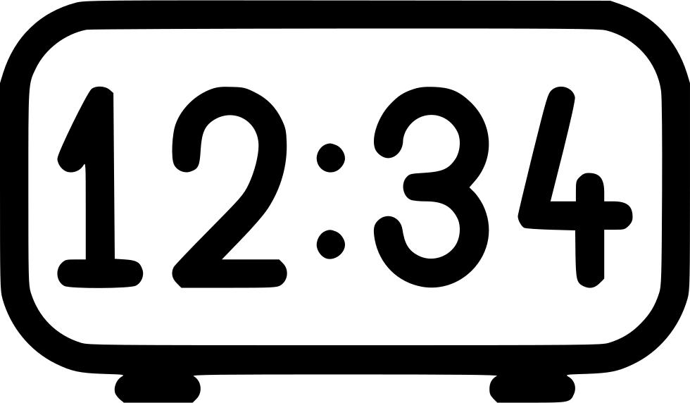 Digital Alarm Clock Comments.