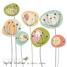 Collective creations clipart.