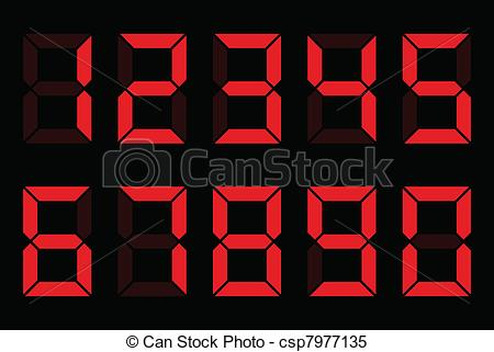 Digital numbers Illustrations and Clipart. 42,774 Digital numbers.
