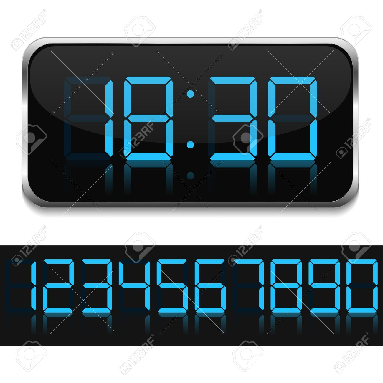 108,195 Electronic Display Stock Vector Illustration And Royalty.