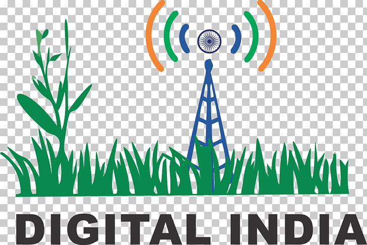 Digital India Government of India Service, India PNG clipart.