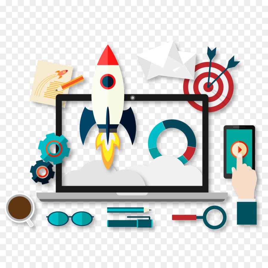 Digital Marketing Icon clipart.