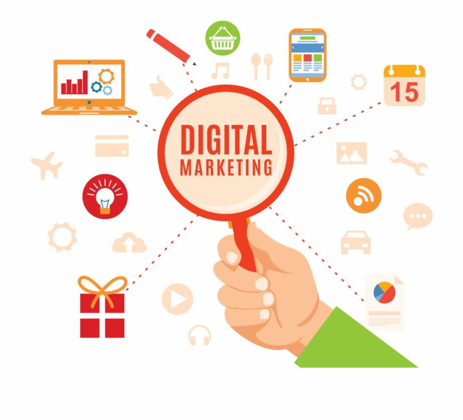 Digital Marketing Png Transparent Background Digital.