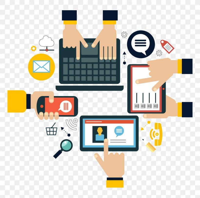 Digital Marketing Social Media Clip Art Search Engine.