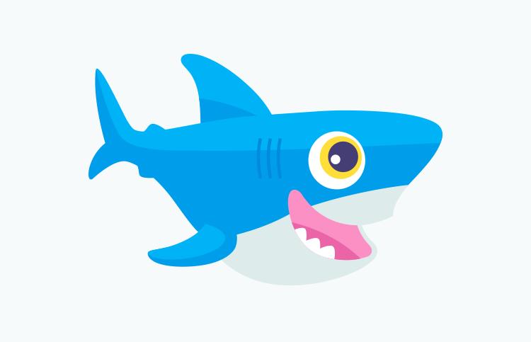 Sammy The Shark.