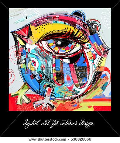 Digital Painting Stock Vectors, Images & Vector Art.