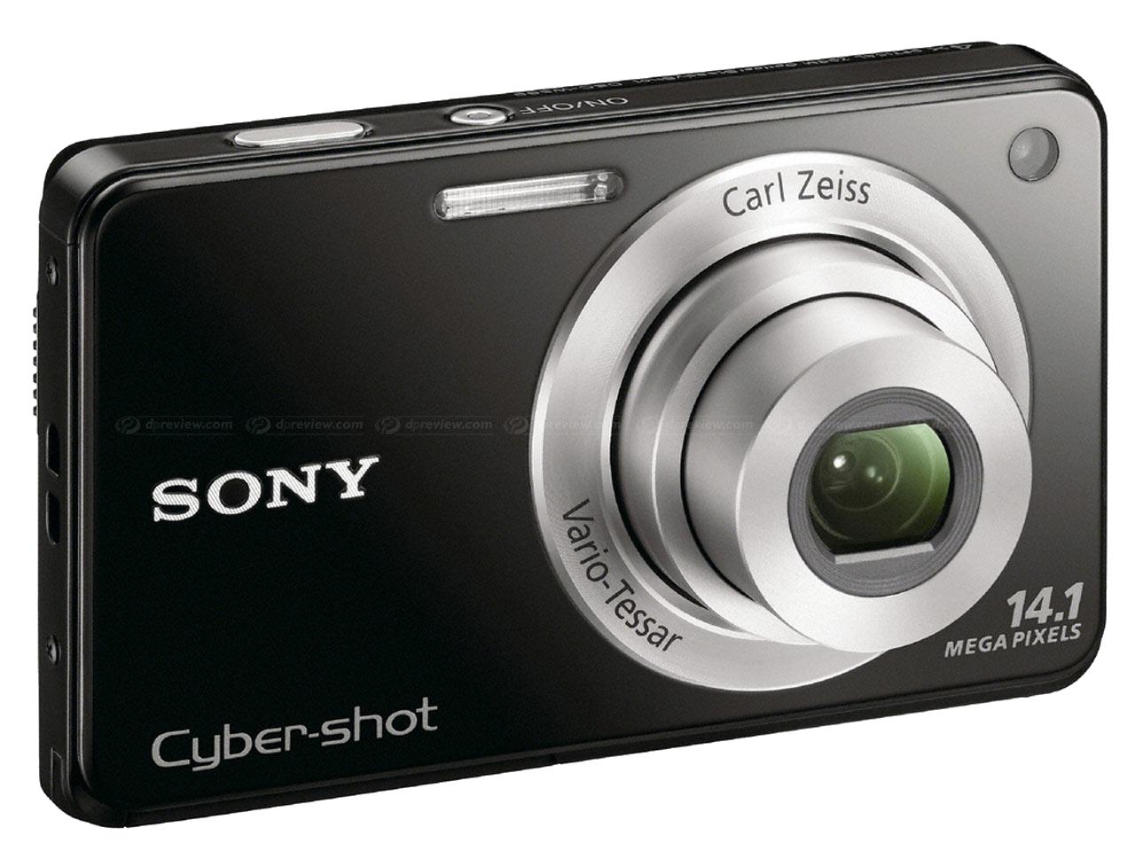 Sony Digital Camera PNG Clipart.
