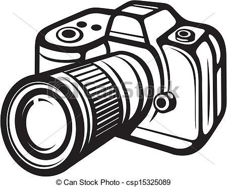 Small Camera Clipart.