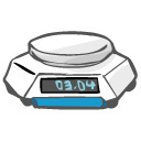 Lab Scale Clipart.