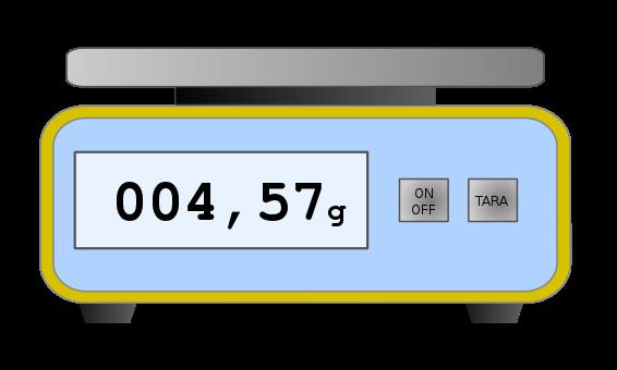 Chemistry balance clipart