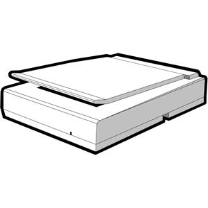 Scanner clip art free.