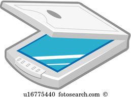 Scanner Clip Art EPS Images. 3,970 scanner clipart vector.