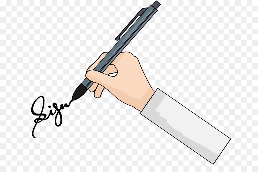 Hand Cartoon.