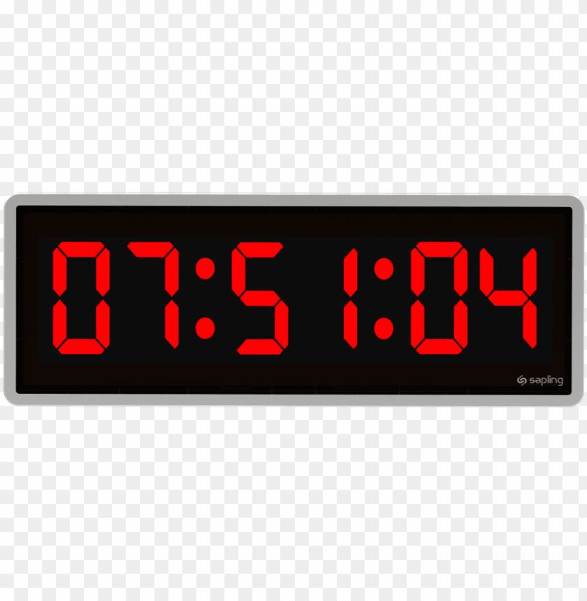 digital timer download transparent png image.