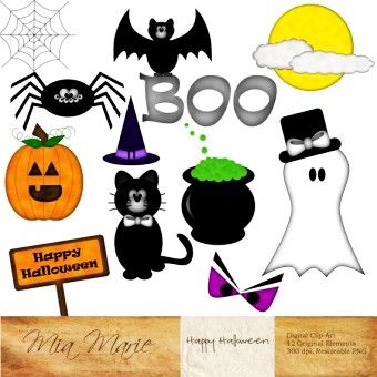 1000+ ideas about Halloween Clipart Free on Pinterest.