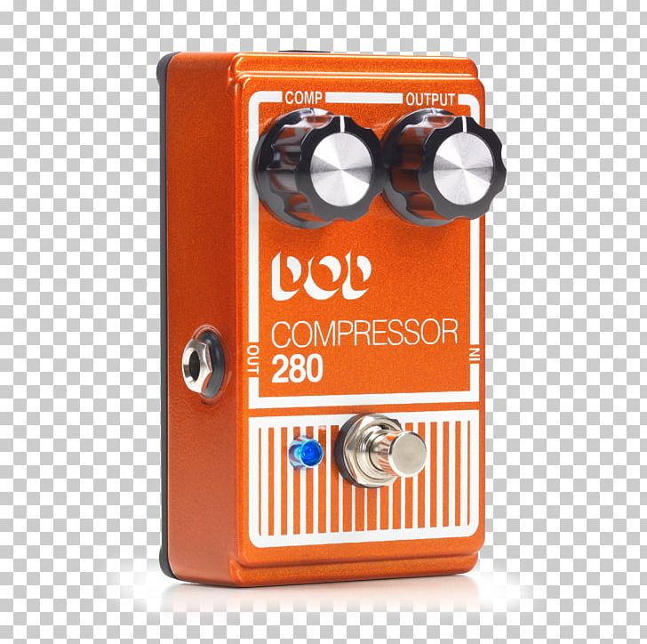 Effects Processors & Pedals Dynamic Range Compression.