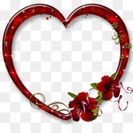 Love Frame PNG.