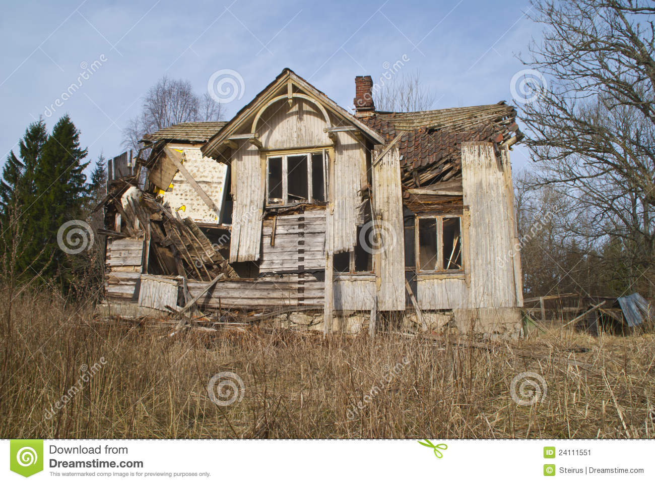 Dilapidated House Clipart Clipground