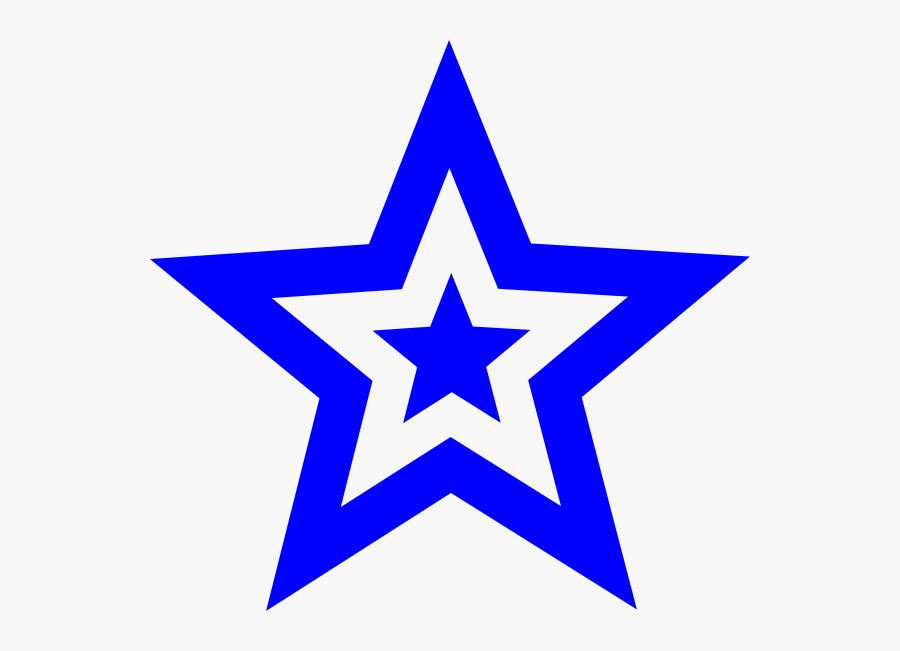 Transparent Star Design Png.