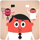 Dilemma Clipart and Illustration. 726 dilemma clip art vector EPS.