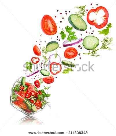 Vegetable Stock Photos, Royalty.