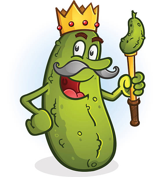 631 Pickle free clipart.