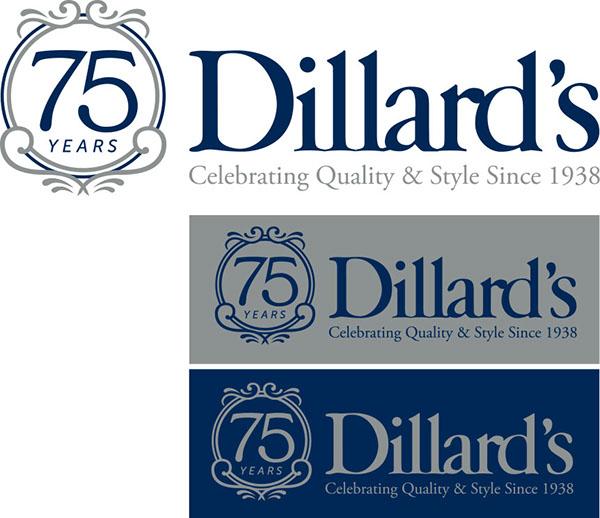 Dillard\'s 75th Anniversary on SCAD Portfolios.