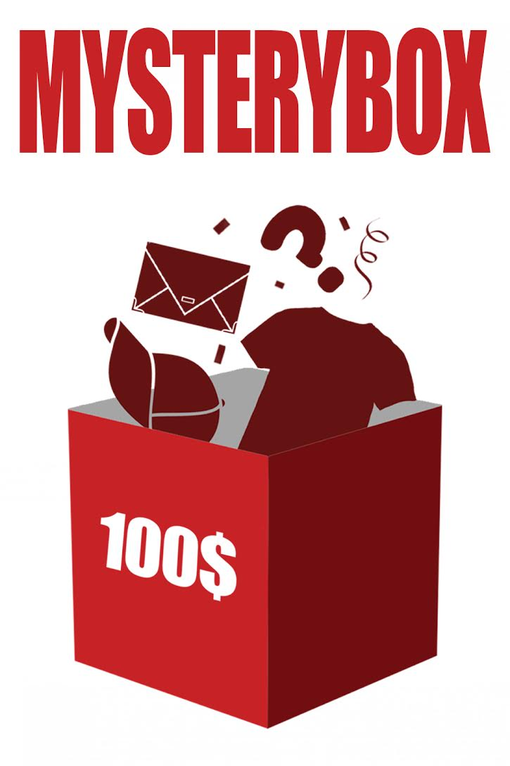 DIMEPIECE HOLIDAY MYSTERY BOX $100.