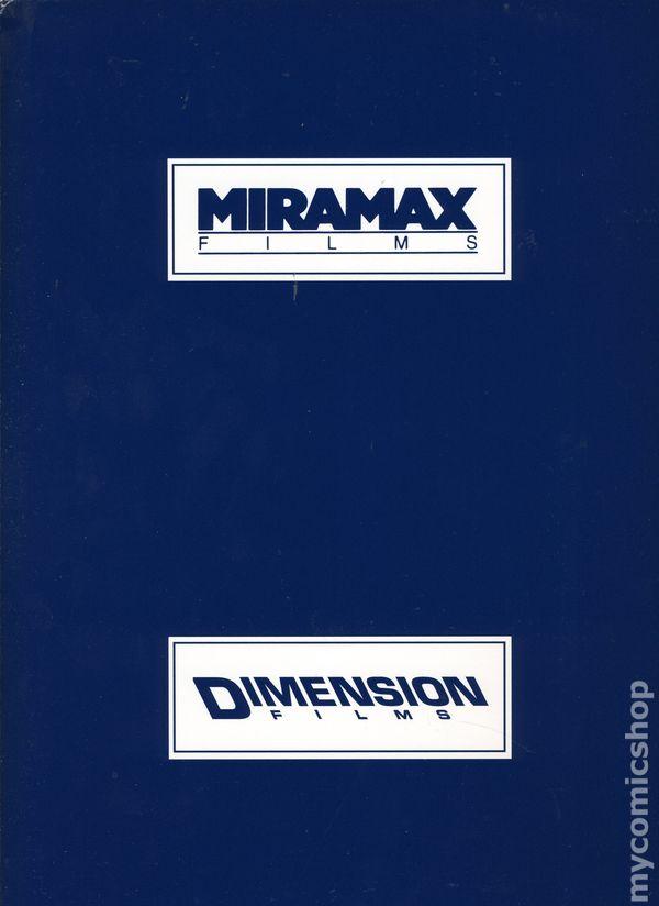 Miramax and Dimension Films Summer Preview Media Press Kit (2002) KIT.