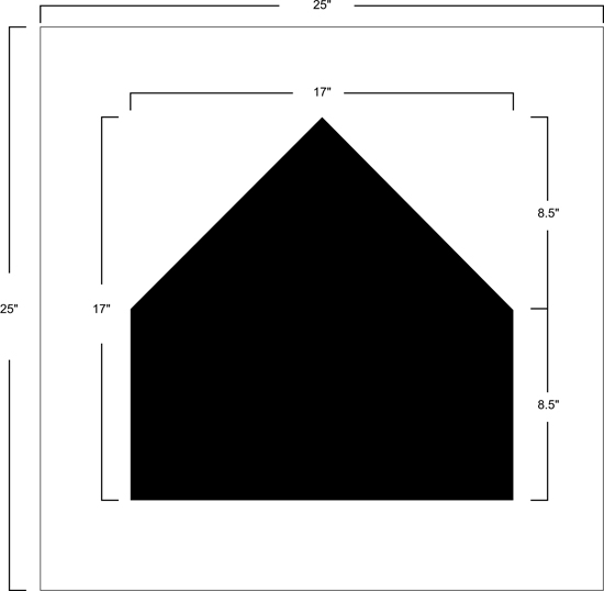 Home Plate Dimensions.