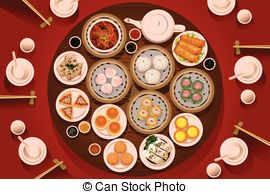 Dimsum Clipart and Stock Illustrations. 51 Dimsum vector EPS.