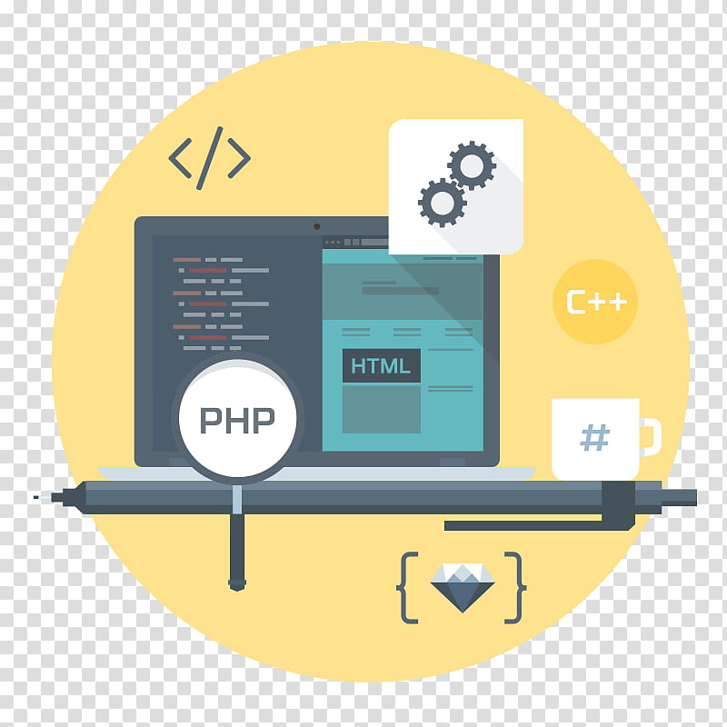 Web Design, Web Development, Flat Design, Html, Internet.