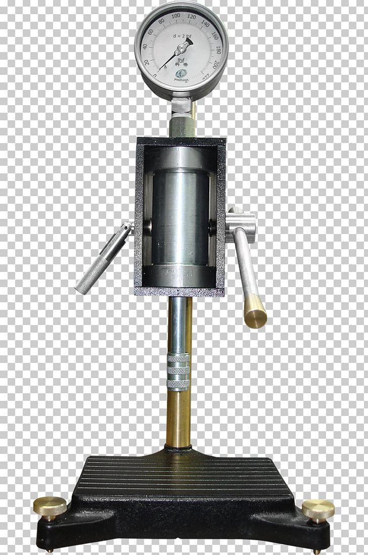 Concrete Penetrómetro Dinámico Penetrometer Mortar.