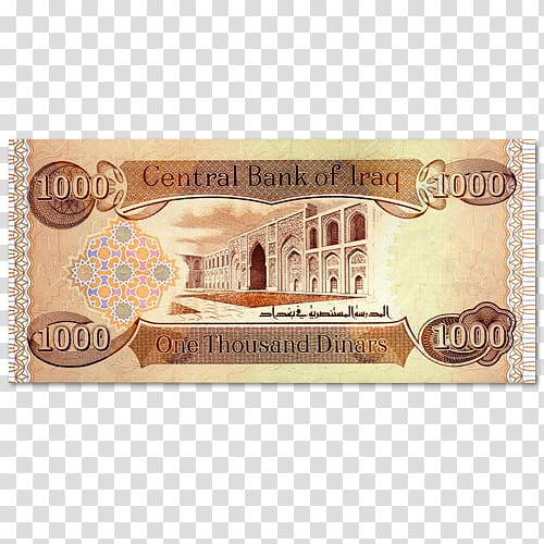 Iraqi dinar Banknote Denomination Currency, egyptian pound.