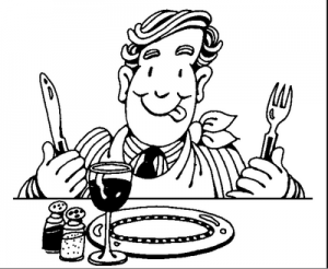 Dine Clipart.