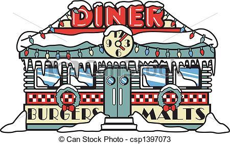 Diner Vector Clip Art Illustrations. 28,155 Diner clipart EPS.