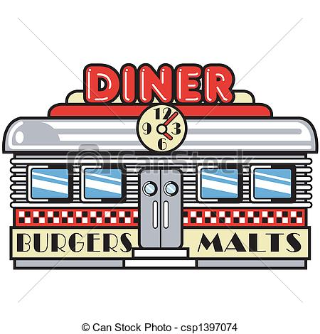 Diner Clip Art and Stock Illustrations. 36,975 Diner EPS.