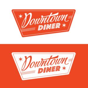 Diner Logo Designs.