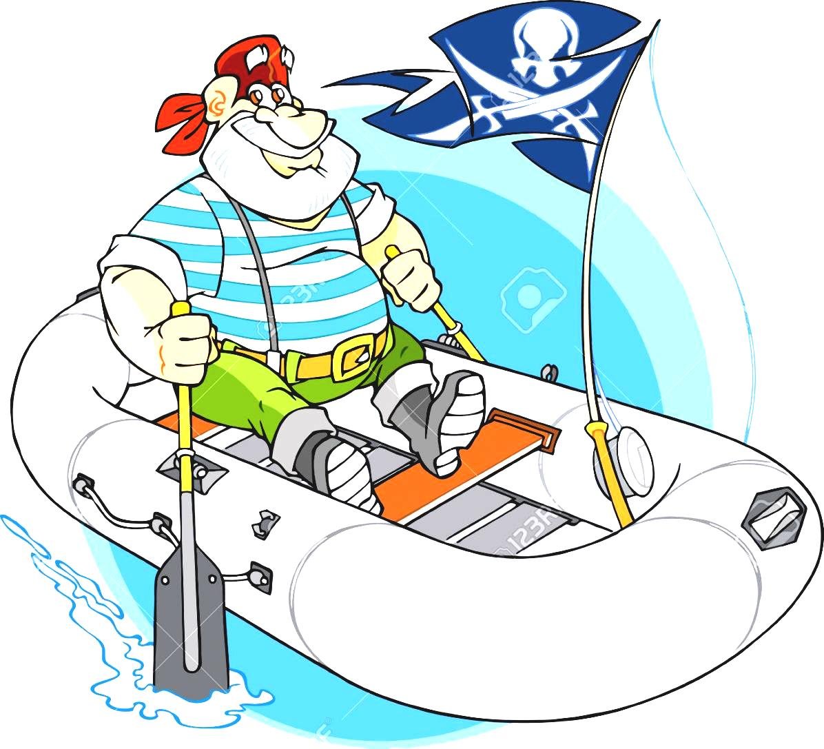 Adventure Book Clipart Rubber Dinghy Cliparts Stock Vector And.
