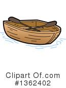 Dinghy Clipart #1.
